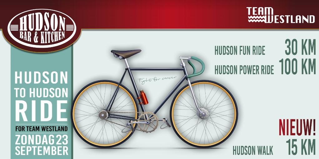 Hudson ride