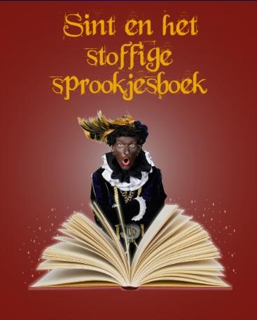 Sint en het Stoffige Sprookjesboek
