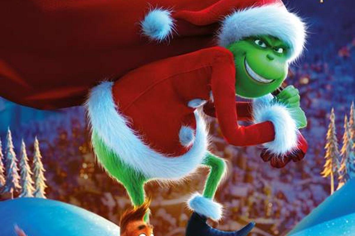De Grinch Santa