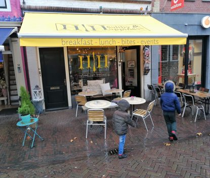 healthy and happiness - delft