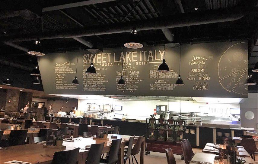 Sweet Lake Italy
