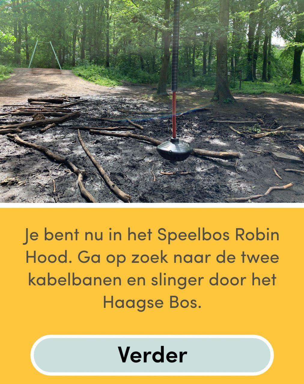 Haagse Bos app