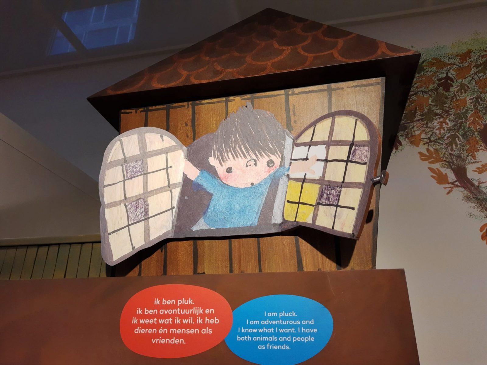 Annie MG Schmidt - Kinderboekenmuseum