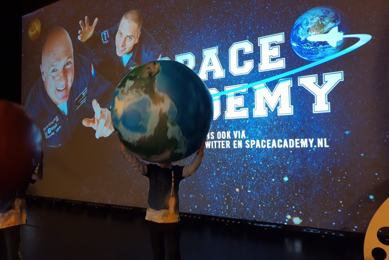 Space Academy Live